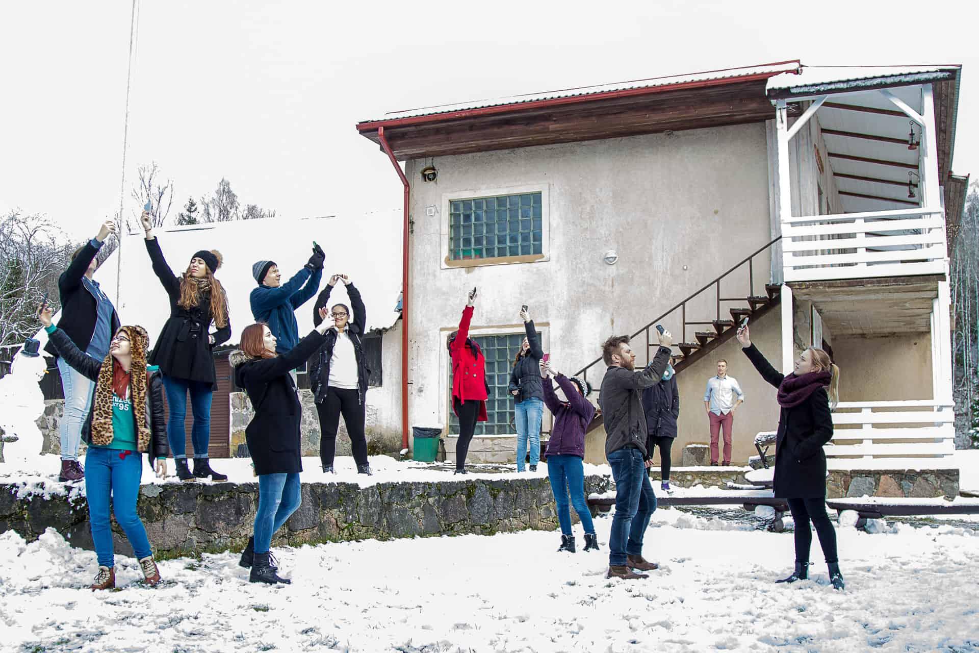 волонтерская деятельность в эстонии