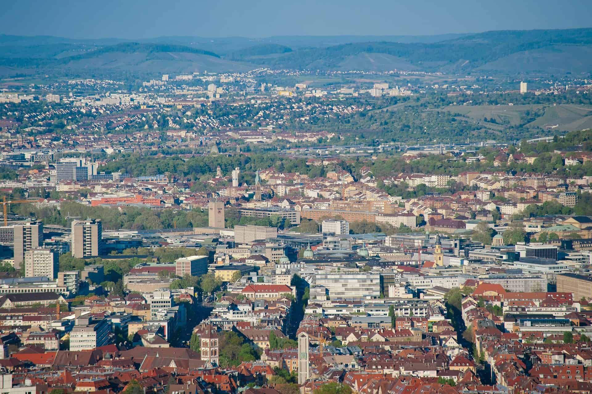 EVS Stuttgartis 2019 (1 aasta)
