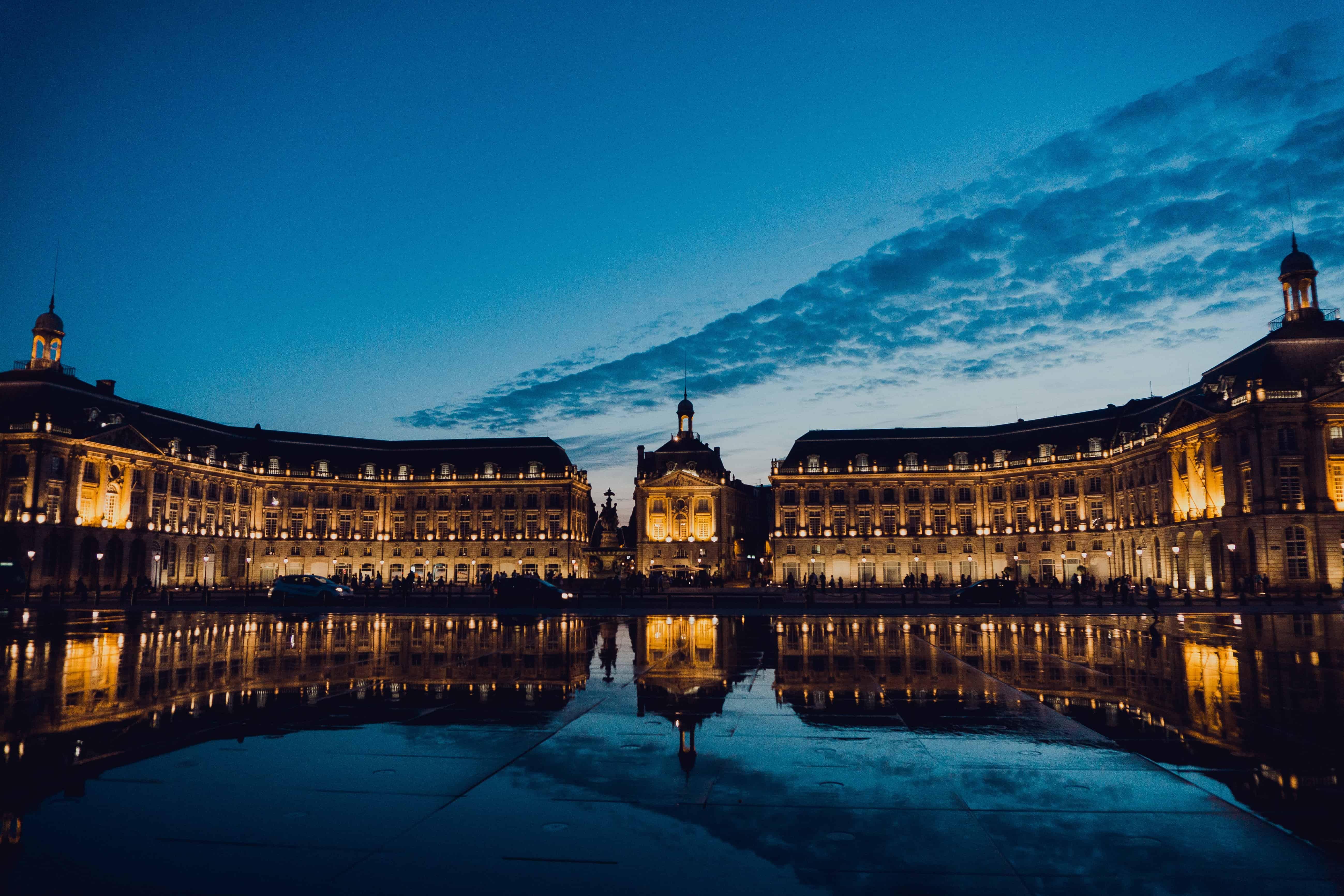 Lühiajaline EVS Prantsusmaal oktoobris (1 kuu)