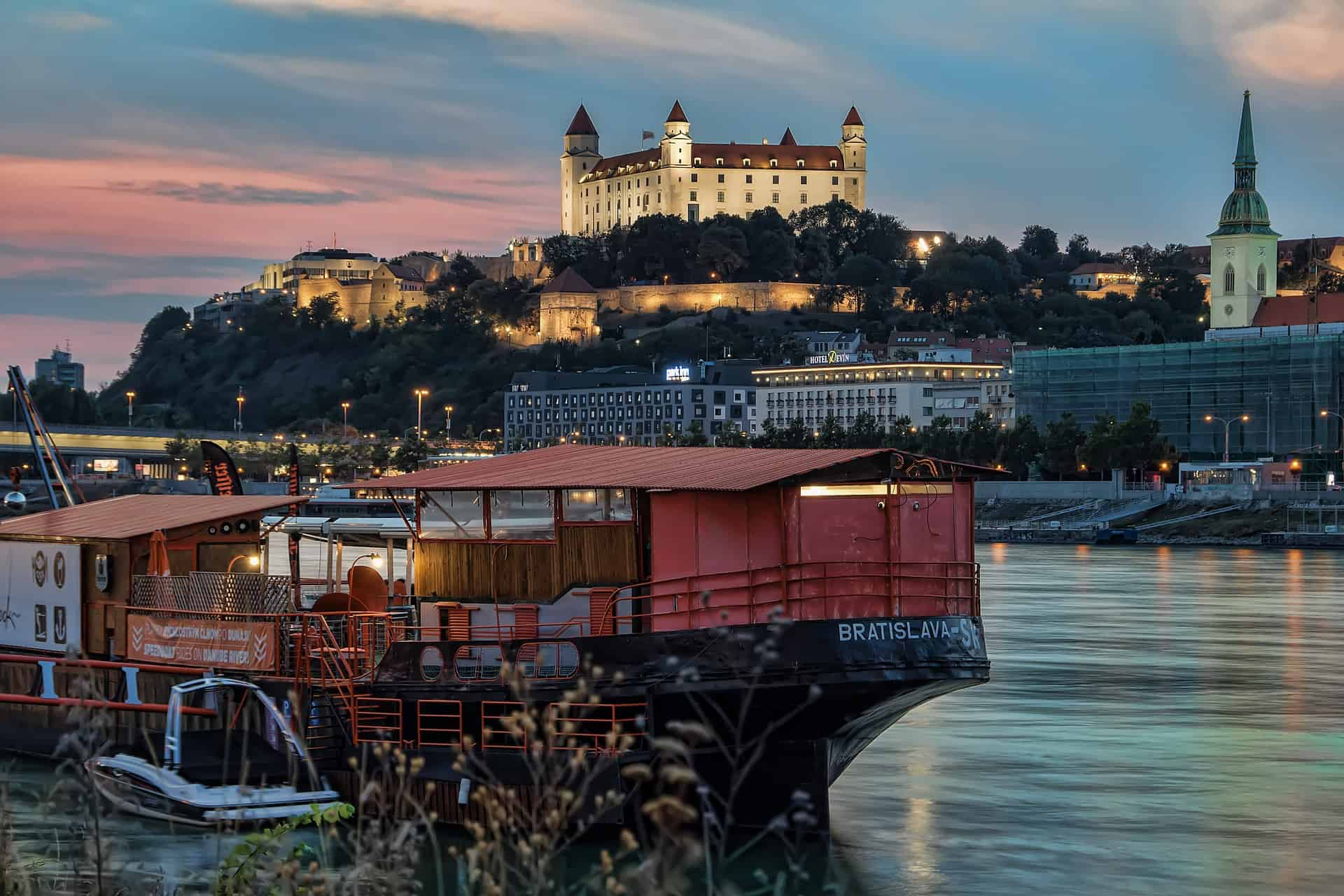 EVS Slovakkias (11 kuud)