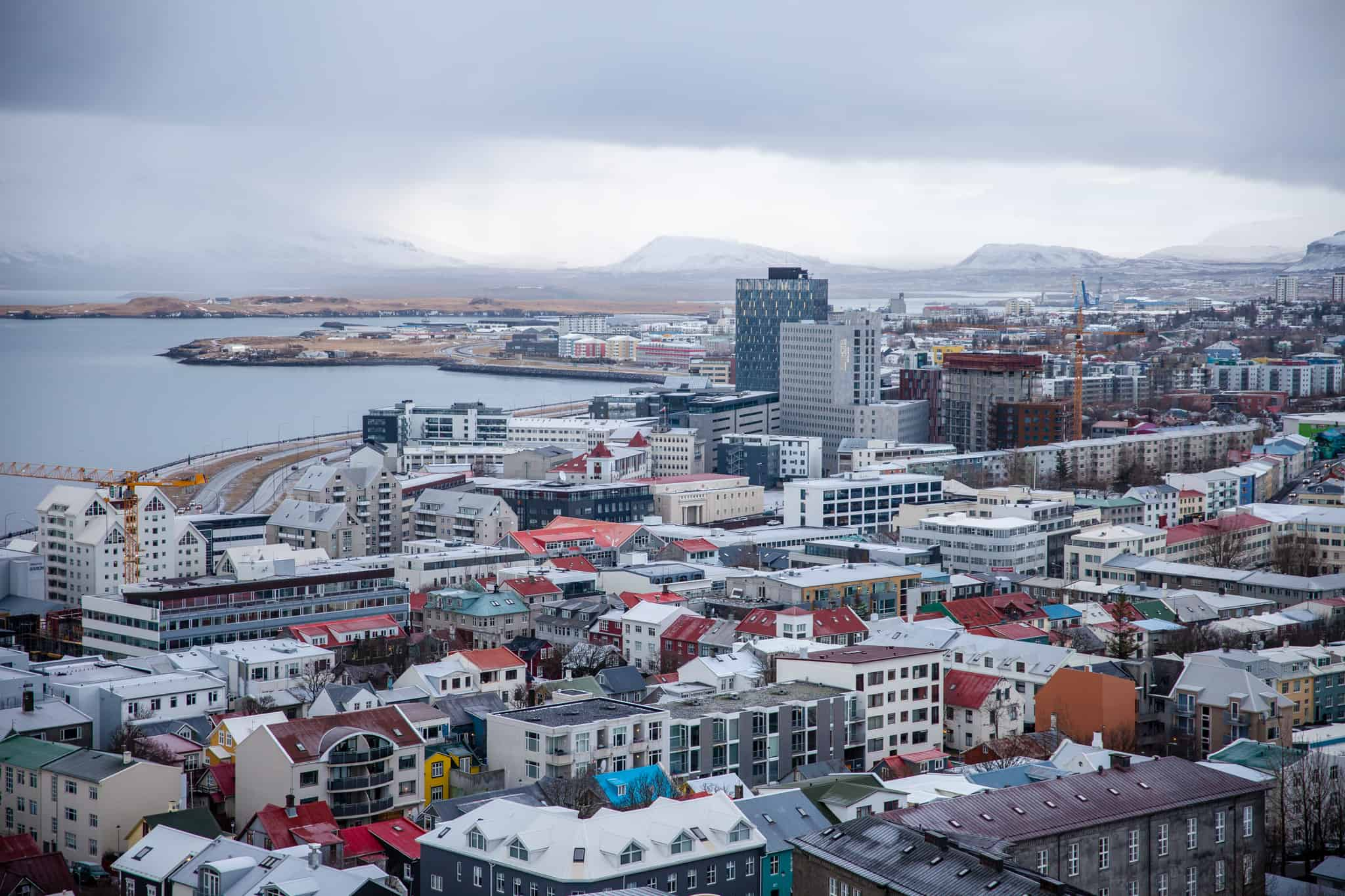 EVS Islandil 2019 (5 kuud)