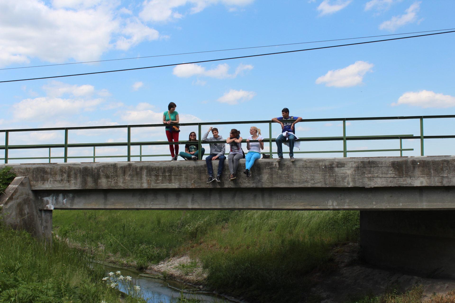 ESC Ungaris – töö laste ja noortega (8 kuud)